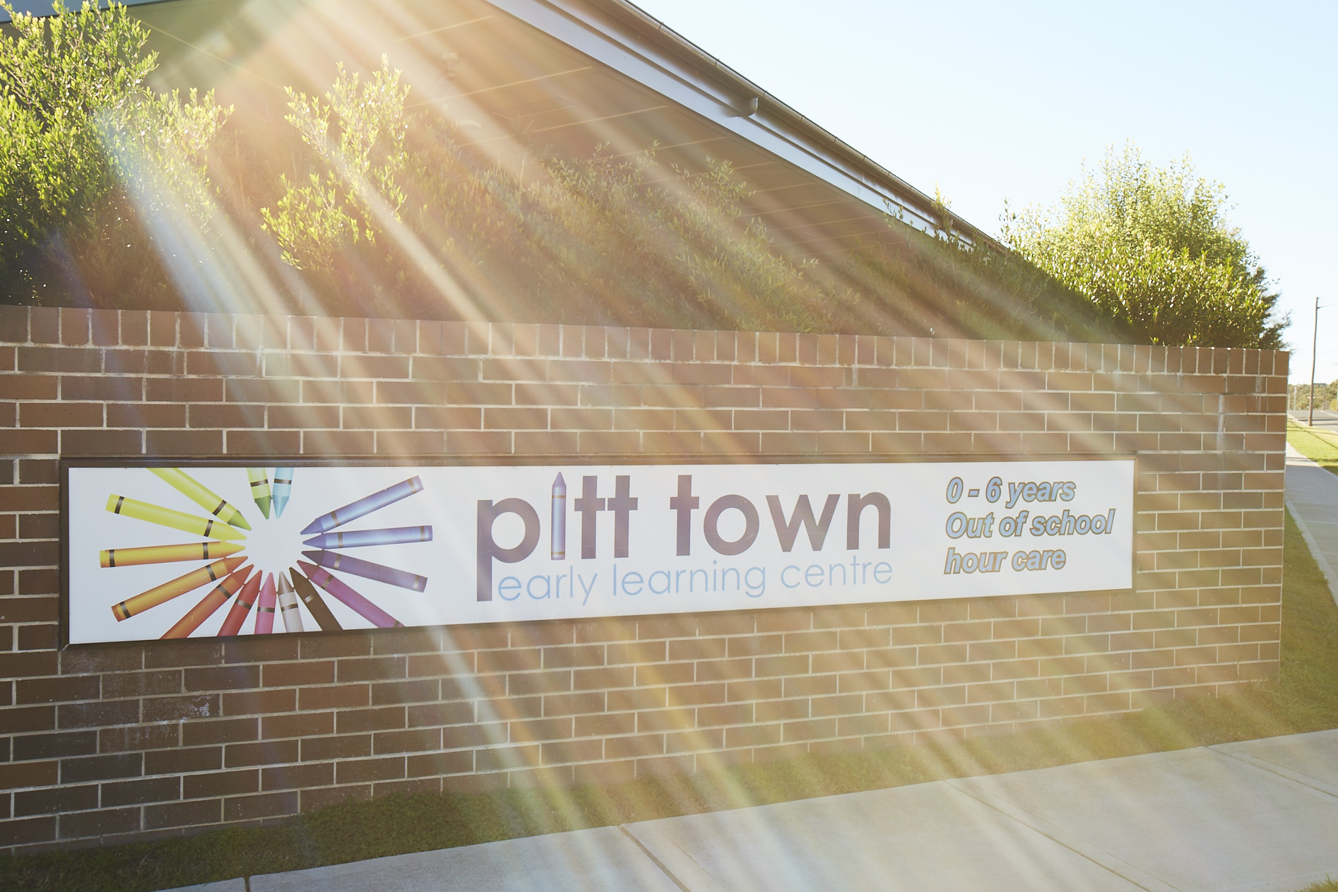 The Pitt Town Early Learning Centre Way